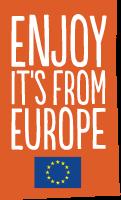 Enjoy It's from Europe